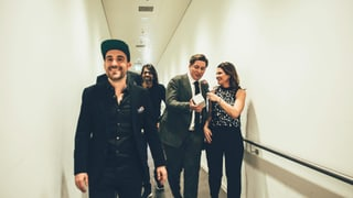 Das geschah Backstage während den Swiss Music Awards