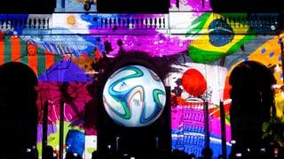 Der Spielplan der FIFA WM 2014