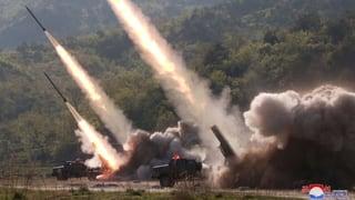Pjöngjang meldet erfolgreiche Raketentests
