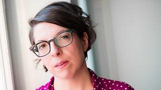 «Mein Herz hing an den fliegenden Vulvas» – Filmemacherin Petra Volpe im Interview.