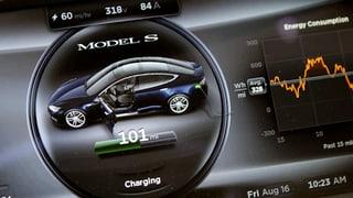 Ein Tesla brennt – Firma verliert 3 Milliarden an Börsenwert