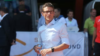 EX-FCZ-Trainer Urs Meier zurück im Profi-Fussball
