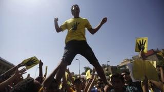 Erneut tödliche Zusammenstösse in Kairo