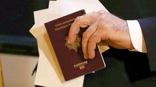 Frankreichs Abgeordnete stimmen für Passentzug