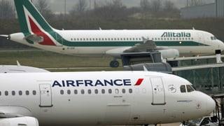 Hochverschuldete Alitalia stimmt Sanierungsplan zu