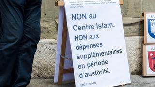 SVP Freiburg zieht Initiative gegen Islam-Zentrum weiter