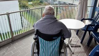 Hohe Dunkelziffer bei häuslicher Gewalt an älteren Menschen