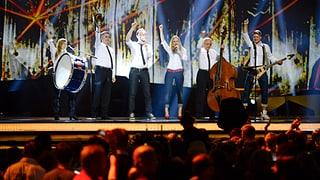 Eurovision Song Contest 2013: So hat die Schweiz abgeschnitten