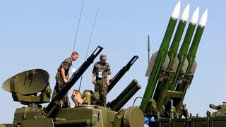 Informationen als Waffe in der Ukraine
