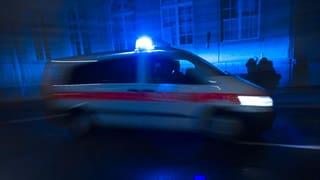 Auch im Dienst riskieren Polizisten Bussen (Artikel enthält Audio)