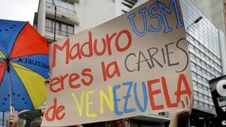 Nach der Wahl in Venezuela: Opposition reicht Klage ein
