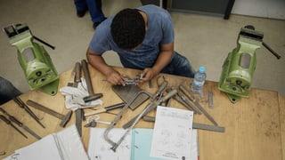 Flüchtlinge sollen besser in den Arbeitsmarkt integriert werden