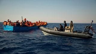 Rettungsaktionen im Mittelmeer: Eine gesamteuropäische Aufgabe
