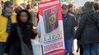 Nationalrat will Organisation «Lies!» verbieten