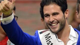 Sandro Cavegn: «Ein Jahr Mister Schweiz reicht»
