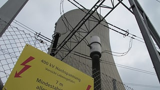 AKW Gösgen reduziert Stromproduktion