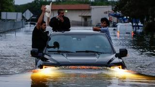«Auch ein Ex-Hurrikan kann katastrophale Folgen haben»