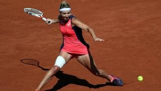 Bacsinszky für French Open fraglich