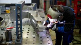 Wegen Frankenstärke: Bundesrat verlängert Kurzarbeit