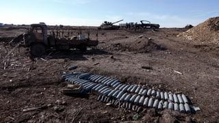 Kiew: «Nichts als leere Worte»