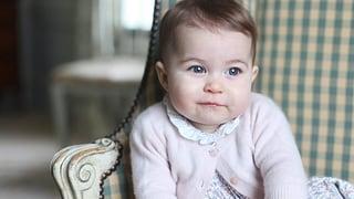 Sie schlägt ihre Eltern: Keine gefragter als Prinzessin Charlotte