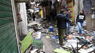 27 morts d'attentat da suicidi dubel a Bagdad