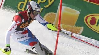 So lief der Männer-Slalom in Kranjska Gora