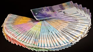 Geldsegen für die Kantone Zürich und Schaffhausen