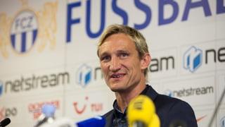 Sami Hyypiä wird neuer FCZ-Coach