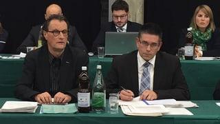 Einseitige Diskussion über «Gerigate» im Badener Einwohnerrat