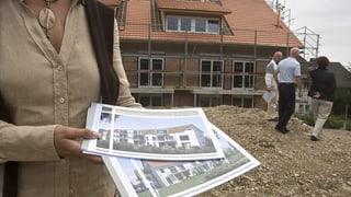 Abschaffung der regionalen Gebäude-Schätzer ist umstritten