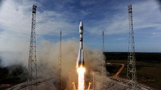 Schweiz beteiligt sich an EU-Satellitenprogrammen