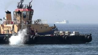 Betonbarriere heizt Streit um Gibraltar weiter an