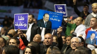 Algeriens Phantom tritt nochmal an