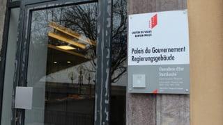 Hart umkämpfte Sitze im Walliser Staatsrat
