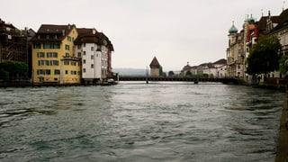 Wettersituation in der Zentralschweiz entspannt sich - vorerst