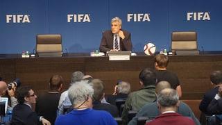 Video «Fifa-Skandal» abspielen