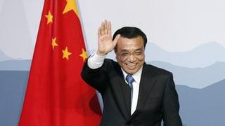 Eiskalter Lächler: Chinas Chef droht EU im Solarstreit