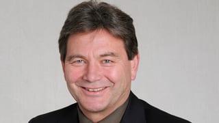 Res Schmid: «Die Bildung liegt mir am Herzen»