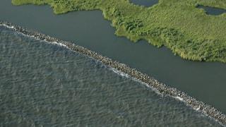 Louisiana versinkt im Golf von Mexiko