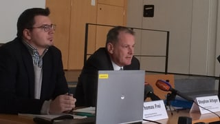 Aargauer Regierung «ausserordentlich überrascht» über Nagra