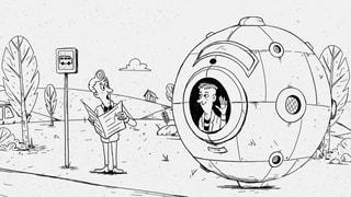 Sind Zeitreisen in die Vergangenheit überhaupt denkbar?