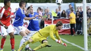 14:0: Österreichs Nati schlägt Zweitligisten Schluein Ilanz