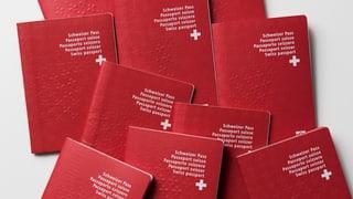 Schweizer Doppelbürger dürfen in die USA