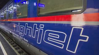 Österreicher retten die Nachtzüge durch die Schweiz
