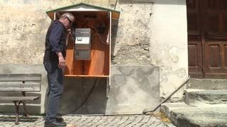Il «telefon communal» a Tschlin survegn medaglia d'aur