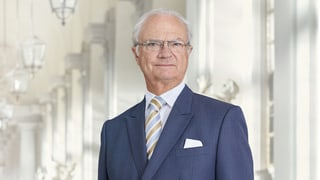 «Verdammt» unköniglich von Carl Gustaf