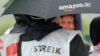 Streikwelle bei Amazon weitet sich aus
