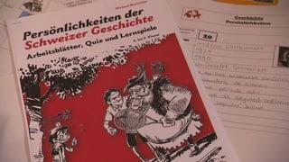 Wenn Pädagogen weibliche Vorbilder vergessen (Artikel enthält Video)
