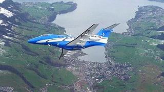 Neue Epoche für Schweizer Flugzeughersteller